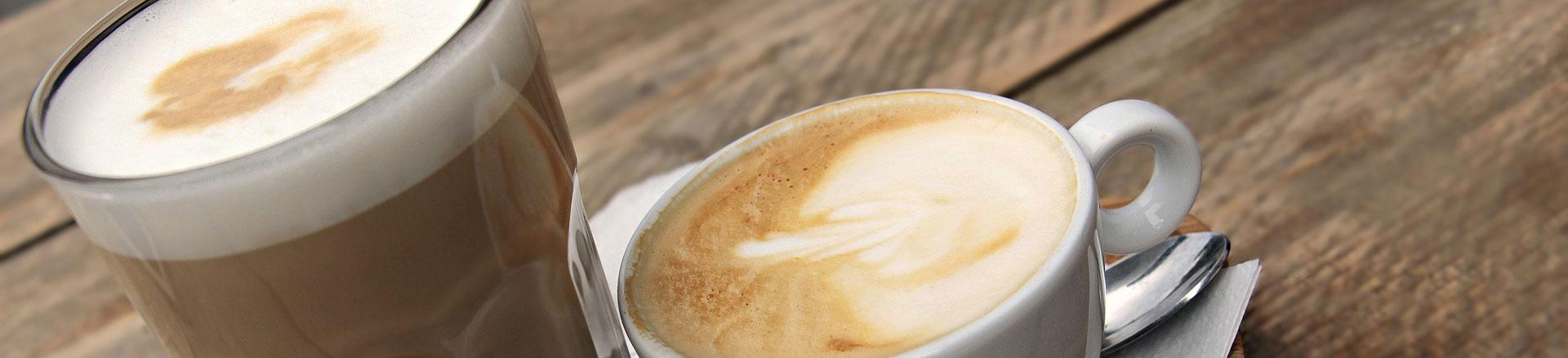 Verschil latte macchiato en cappuccino
