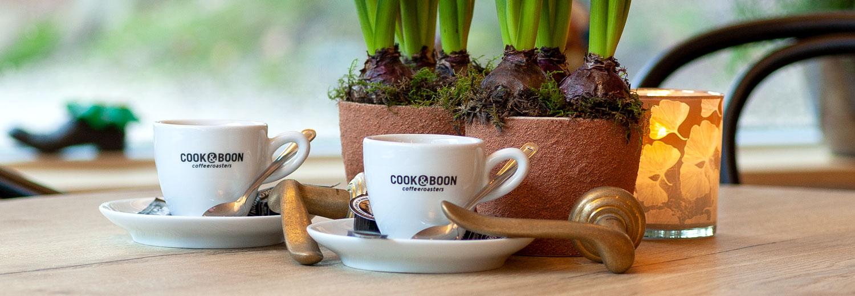 Februari koffie-actie