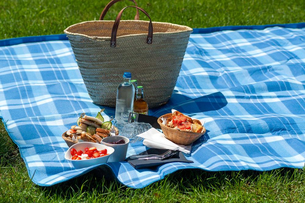 Picknick arrangement Anastasius